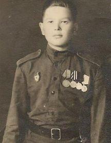Желтобрюхов Павел Григорьевич