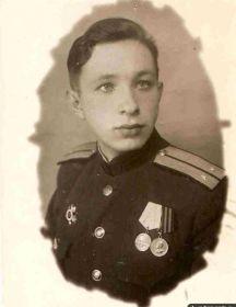 Чеков Николай Алексеевич