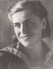 Федотова (Пашкевич) Валентина Александровна