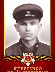 Щебетенко Иван Сергеевич