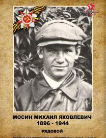 МОСИН МИХАИЛ ЯКОВЛЕВИЧ