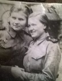 Назарова (Блинова) Зоя Ивановна