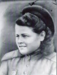 Зинаида Александровна Кузнецова