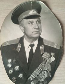 Загребельный Михаил Алексеевич