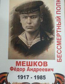 Мешков Фёдор Андреевич