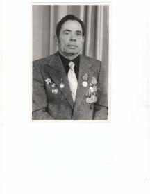 Везенцев Иван Григорьевич