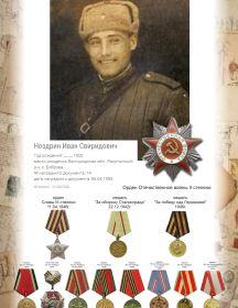 Ноздрин Иван Свиридович