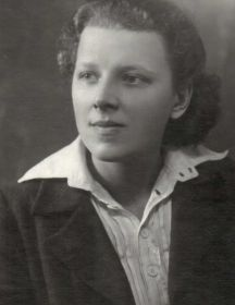 Черникина Елизавета Александровна