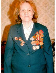 Митроничева (Тайфёрова) Полина Аверьяновна