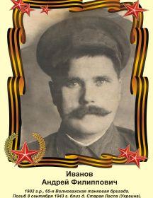 Иванов Андрей Филиппович