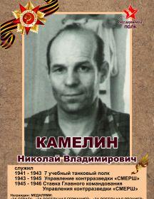 Камелин Николай Владимирович