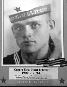 Симко Яков Никифорович