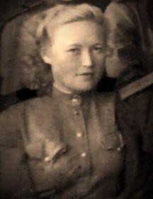 Воробьёва(Рогут) Калерия Александровна