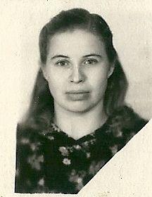 Егорова Пелагея Кузьминична