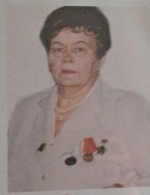 Ушакова (Венжик) Раиса Николаевна