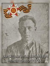 Барбашин Илья Яковлевич