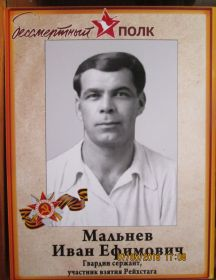 Мальнев Иван Ефимович