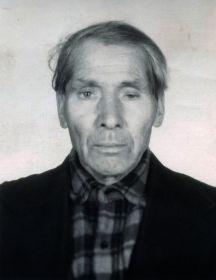 Егоров Афанасий Ильич