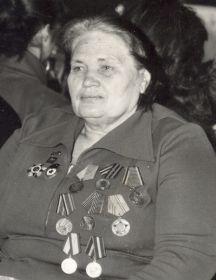 Лазуренко Клавдия Матвеевна