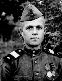 Стариков Иван Никитович