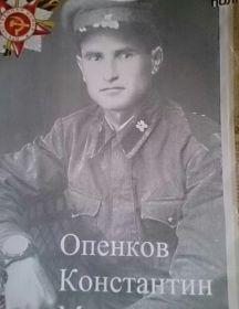 Опенков Константин Михайлович