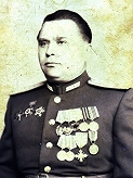Леонов Михаил Степанович