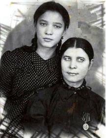 Сабирова Мутия