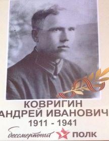 Ковригин Андрей