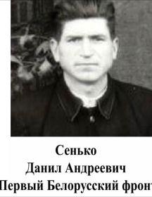 Сенько Данил Андреевич