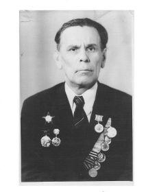 Власов Федор Артемьевич