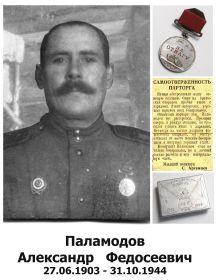Паламодов Александр Федосеевич