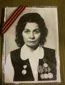 Шиверская (Кириченко) Лидия Родионовна