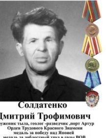 Солдатенко Дмитрий Трофимович