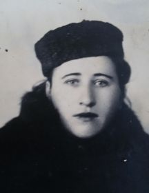 Ивашинская (Рожкова) Мария Родионовна