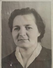 Крылова (Шушарина ) Валентина Васильевна