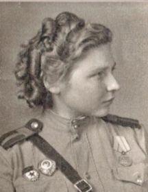 Сидорова (Терещенко) Полина Егоровна