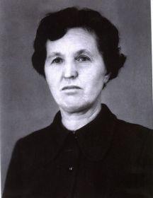 Евдокимова Анна Федоровна