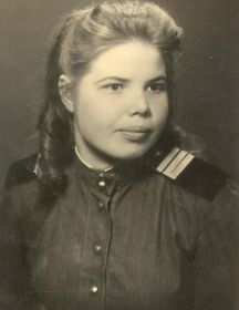 Ильина (Яковлева) Анна Федоровна