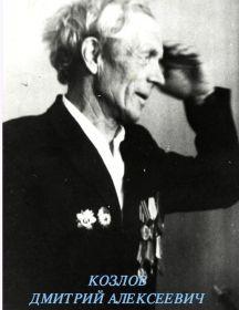 Козлов Дмитрий Алексеевич