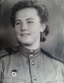 Вередченко Анна Андреевна