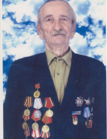 Илюшин Пётр Васильевич