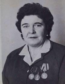 Нефёдова Мария Фёдоровна