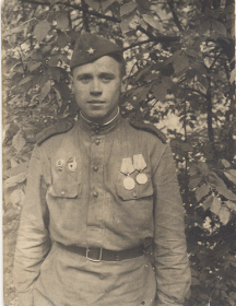 Андреев Семён Степанович