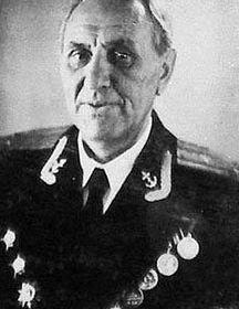 Егоров Михаил Васильевич