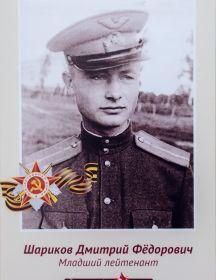 Шариков Дмитрий Федорович