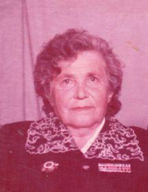 Попова (Барабанова) Мария Григорьевна
