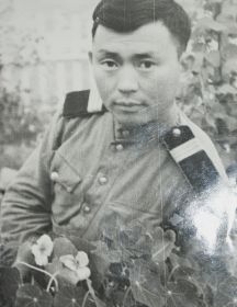 Омбоев Антон Матвеевич
