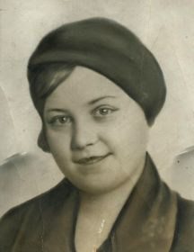 Алабина (Глебова) Александра Митрофановна