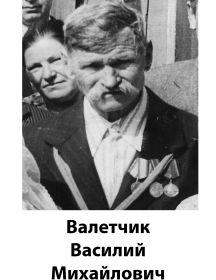 Валетчик Василий Михайлович