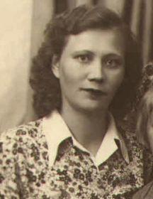 Федорова (Самохина) Маргарита Семеновна